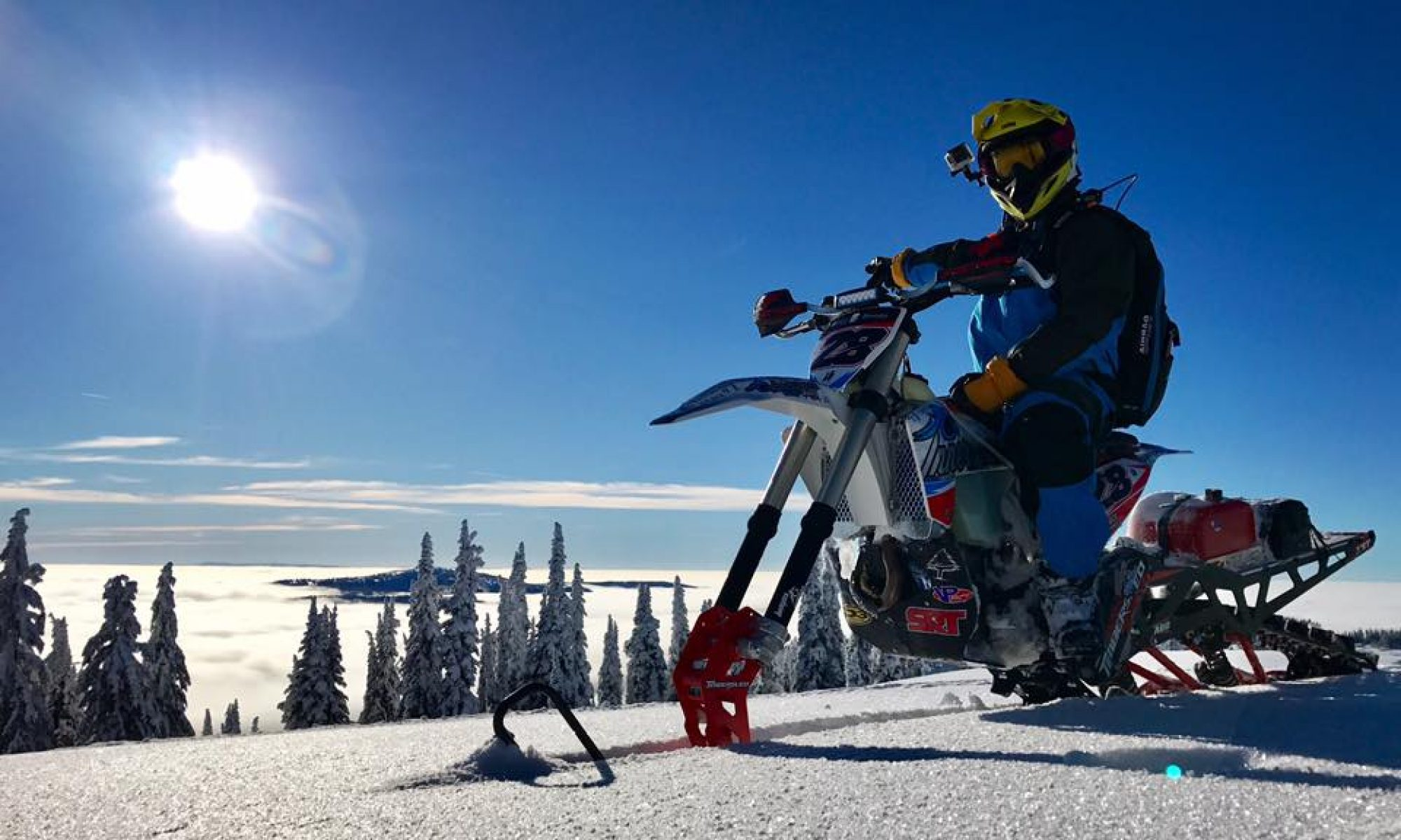 Welcome to Okanagan Snow Bikes !
